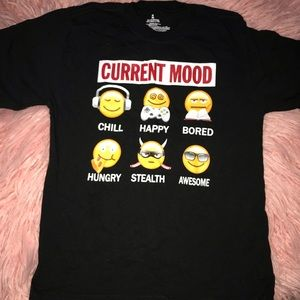 Emoji shirt - boys